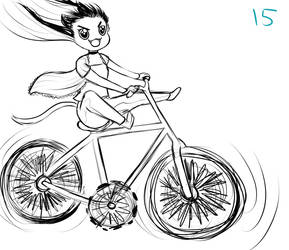 Day 15: Bicycle