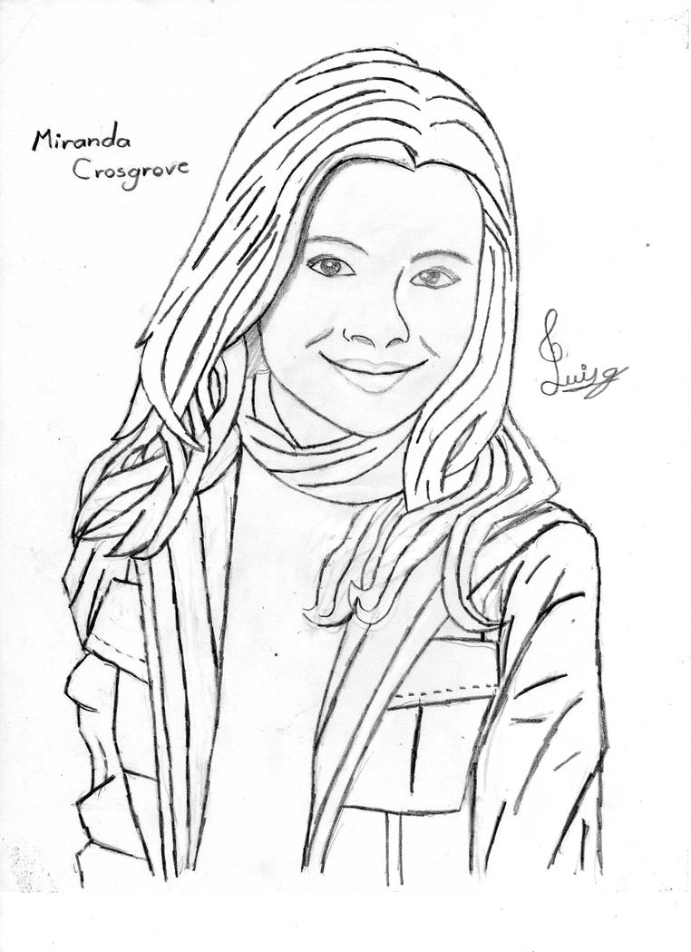 i carley coloring pages - photo#13