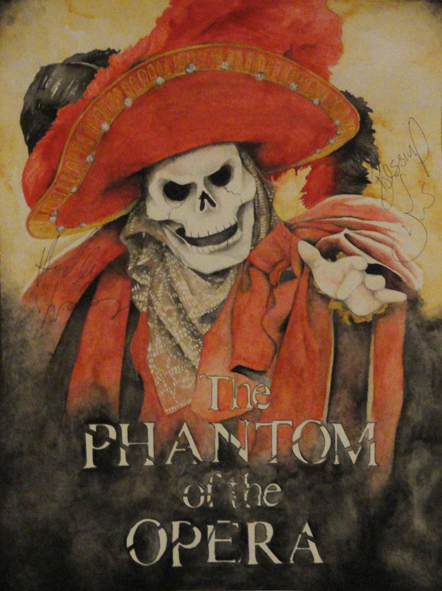 The Phantom Of The Opera - Red Death by The-Other-Half-Of-Me