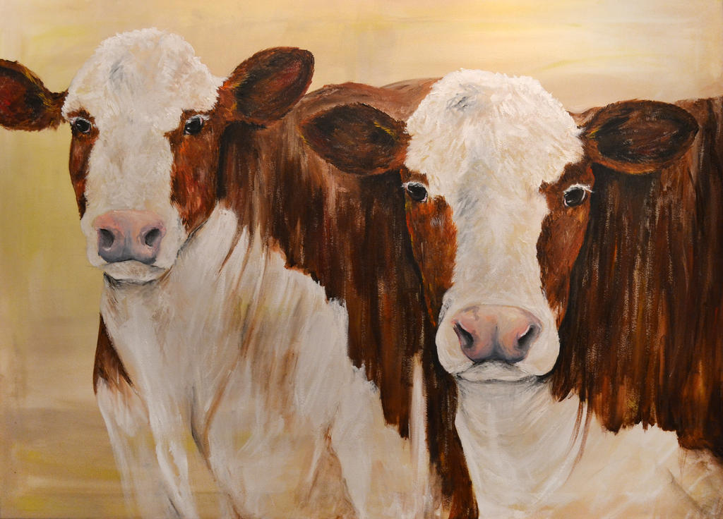 Cows by The-Other-Half-Of-Me