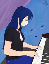 Luna Sonata by flynfreako