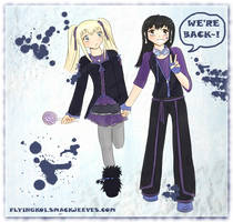 We're Back - Part One by flynfreako
