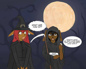 Halloween Commish