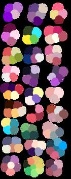 Random Color Palettes