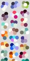 Random Color Palettes 2