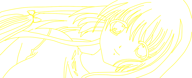Anime Girl :) - My Drawing by Princess-magic
