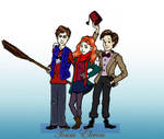 Team TARDIS: Eleven