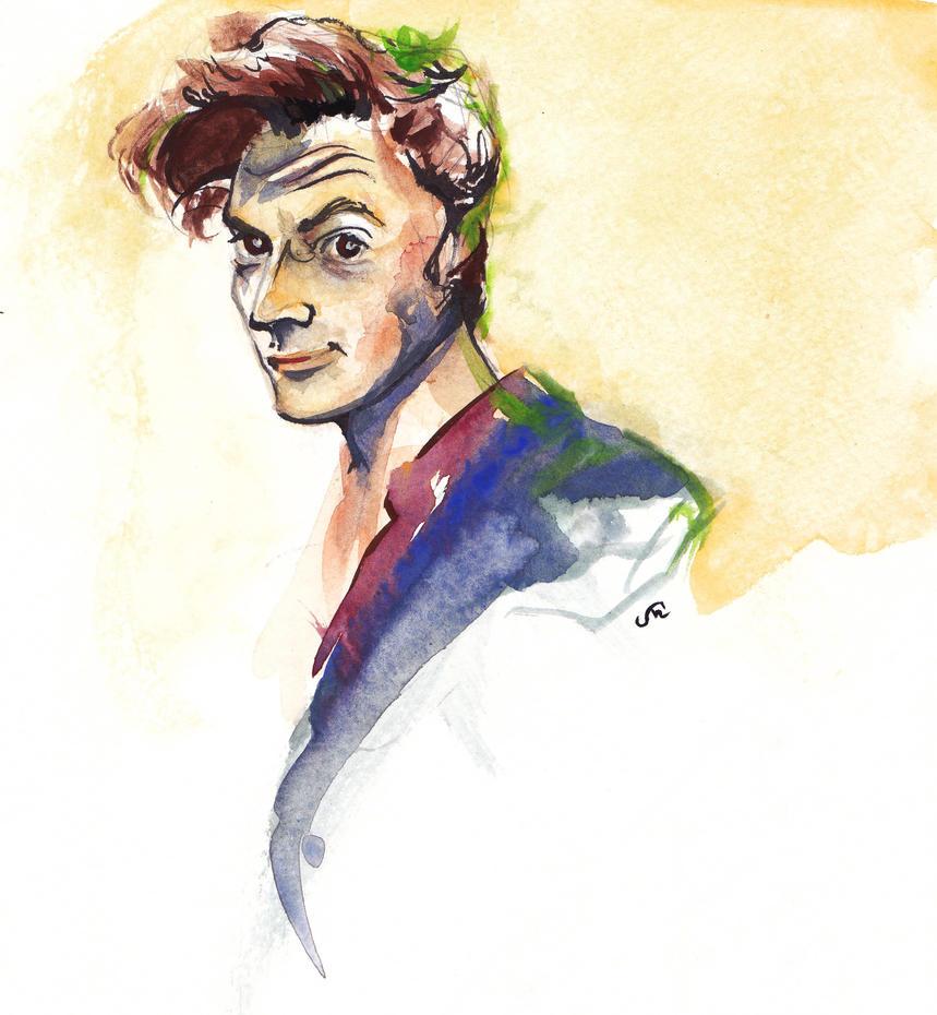 Watercolor Ten by FaerieCarousel