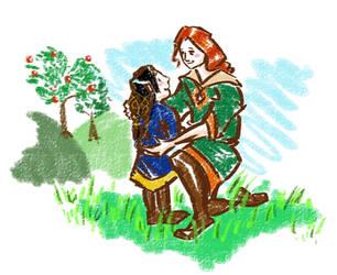 If The Silmarillion was a children's book . . . by FaerieCarousel