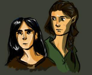 Marchwardens of Doriath by FaerieCarousel