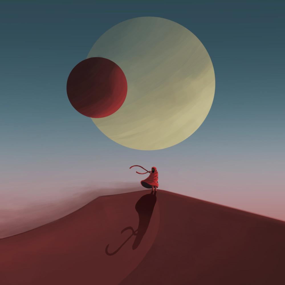 Distant Dunes by OneSpeechless