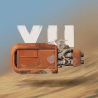 Tatooine by OneSpeechless
