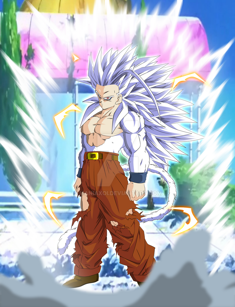 How A Super Saiyan 5 Fan Art Hoax Transformed The Dragon