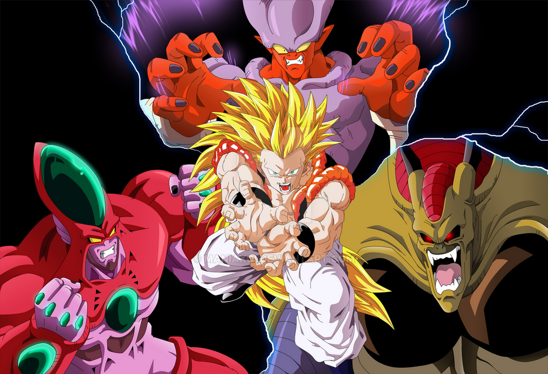 Gogeta Ssj3 Wallpaper By Maniaxoi On Deviantart