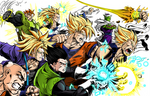 Collaboration DBZ Heroes