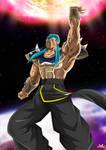 OC : Zane - God of Destruction