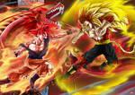 Rycon VS Goku