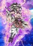 OC : Ardos - Ascended Saiyan God