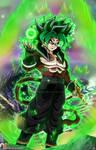 OC : Atzuma SSJ4 Ultra Instinct