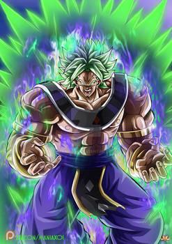 Broly God Of Destruction