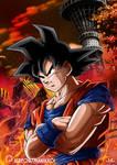 Patreon's portrait : Goku !