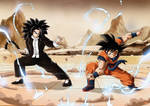 OC : Callion VS Goku