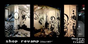 Shop Revamp