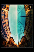 up, up to the sky by Trifoto