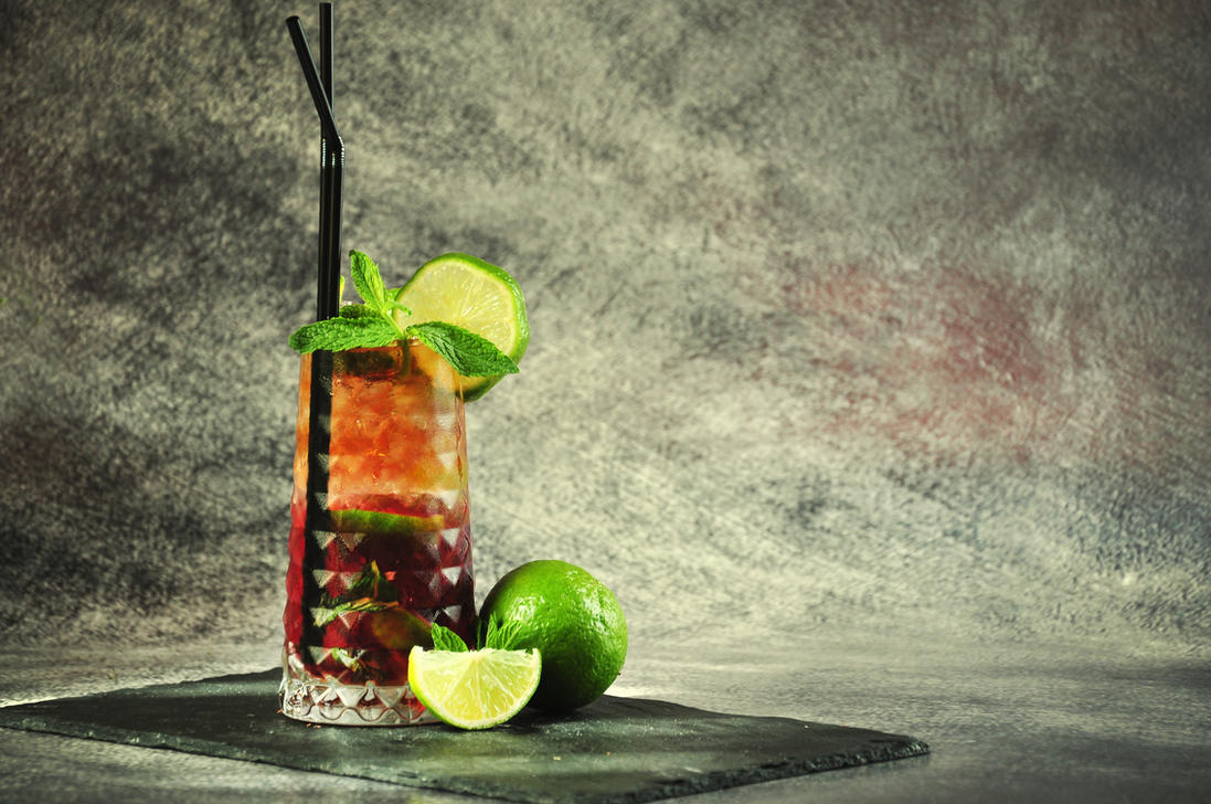 Summer drinks by Trifoto