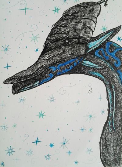 Warlock the Wildclaw by Quetzal-Queen