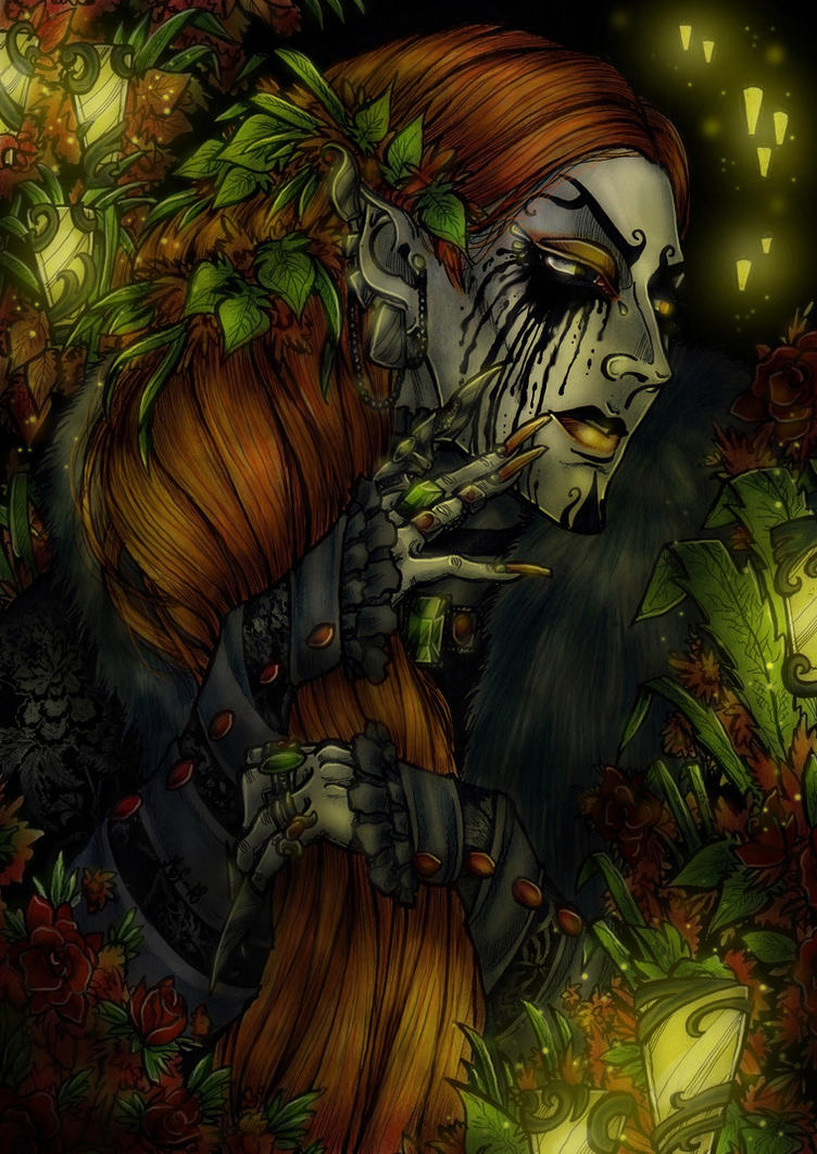 Autumn tears by Master-Of-Fear