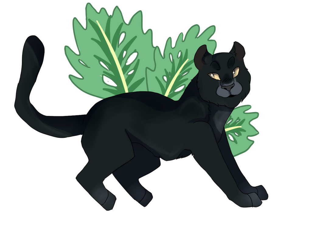 Bagheera by kittyfresh