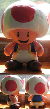 Toad Munny