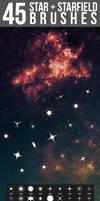 Star + Starfield Brushes