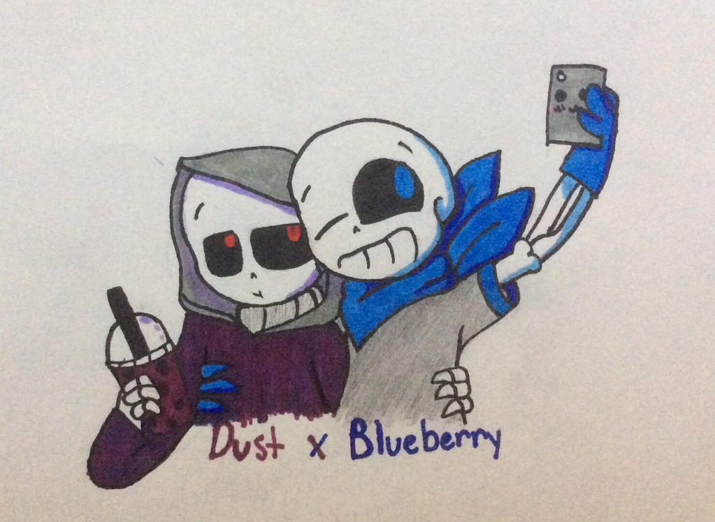 Dust x Blueberry  by violetbunny4257