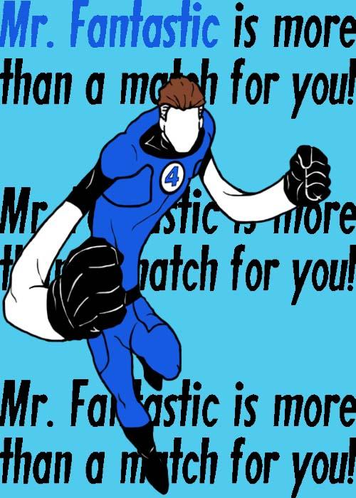Mister Fantastic by blindfaith311