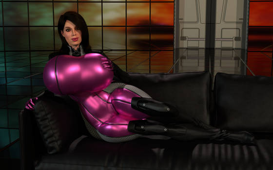 On The Couch (Late 2016 Render Test)