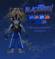 BLACKTHORN ADOPT AUCTION OPEN by rusyaarts