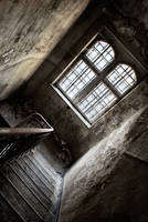 Abandoned stairway by Matthias-Haker