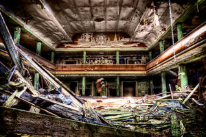 Abandoned Theatre I