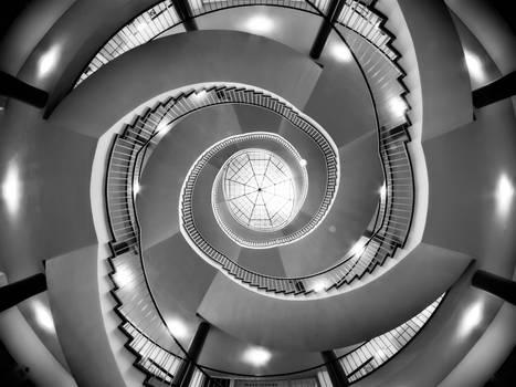 Circular Staircase Up II