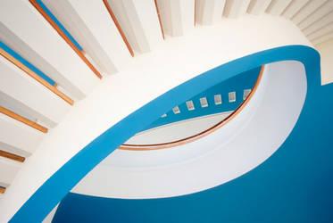 Blue 2 by Matthias-Haker