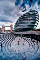 City Hall I by Matthias-Haker