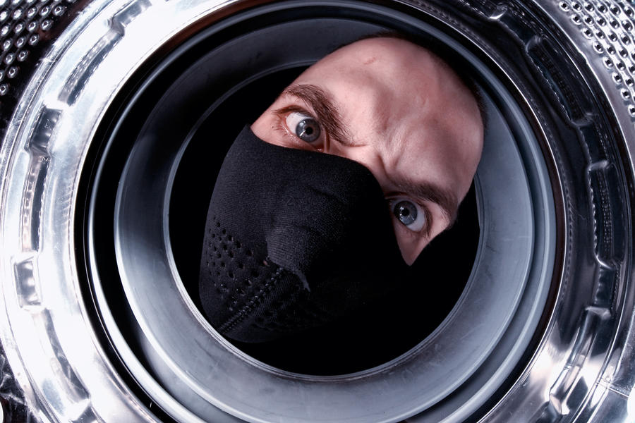 washing machine I by Matthias-Haker