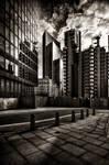Among Giants by Matthias-Haker