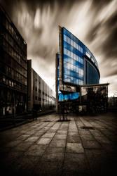 Blue Reflections by Matthias-Haker