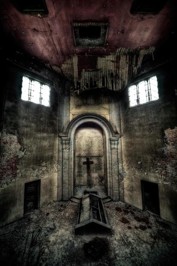 Crematorium Chapel by Matthias-Haker