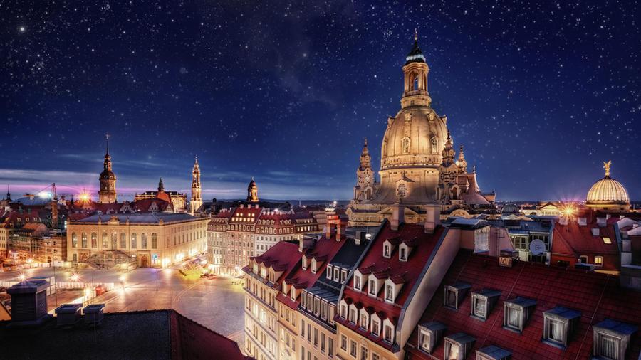 Magic Night by Matthias-Haker