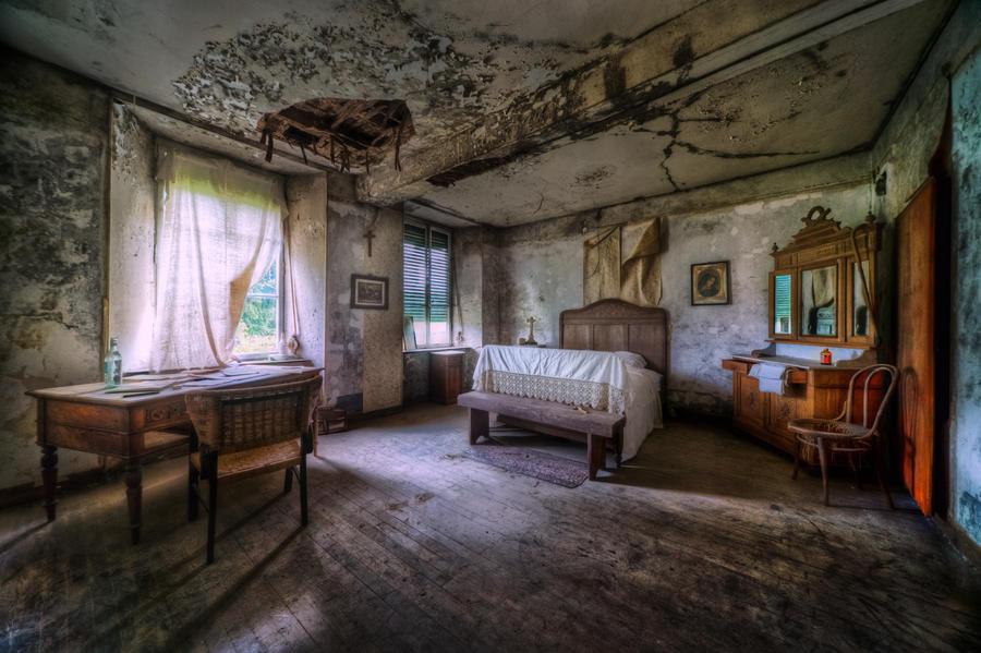 Bedroom by Matthias-Haker