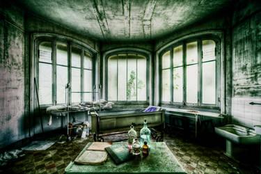 Death is certain by Matthias-Haker